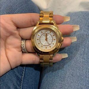 Gold Coach Watch